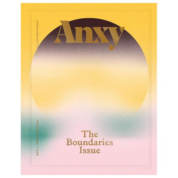 Anxy Magazine | Issue 3: Boundaries | The Gifted Type
