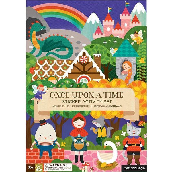 Once Upon a Time - Sticker Activity Set