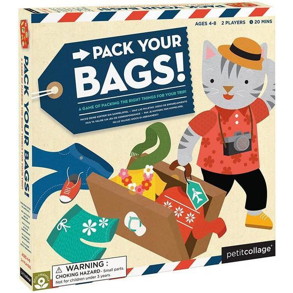 Pack Your Bags! Game
