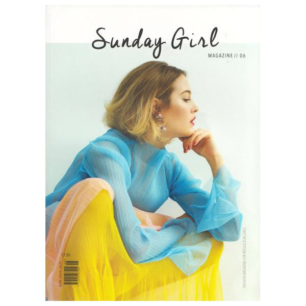 Sunday Girl Magazine | Issue 6 | The Gifted Type