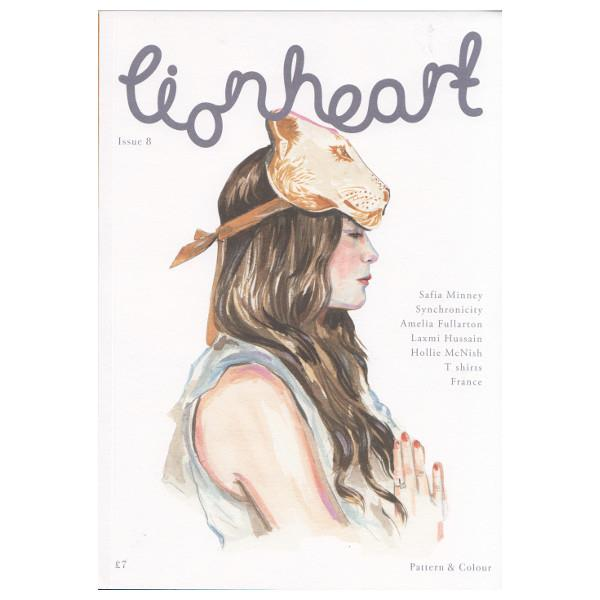 Lionheart Magazine | Issue 8: Pattern & Colour | The Gifted Type