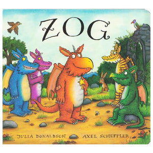 Zog Board Book | The Gifted Type
