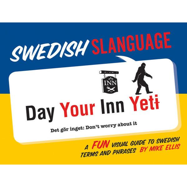 Swedish Slanguage | Travel Books | The Gifted Type