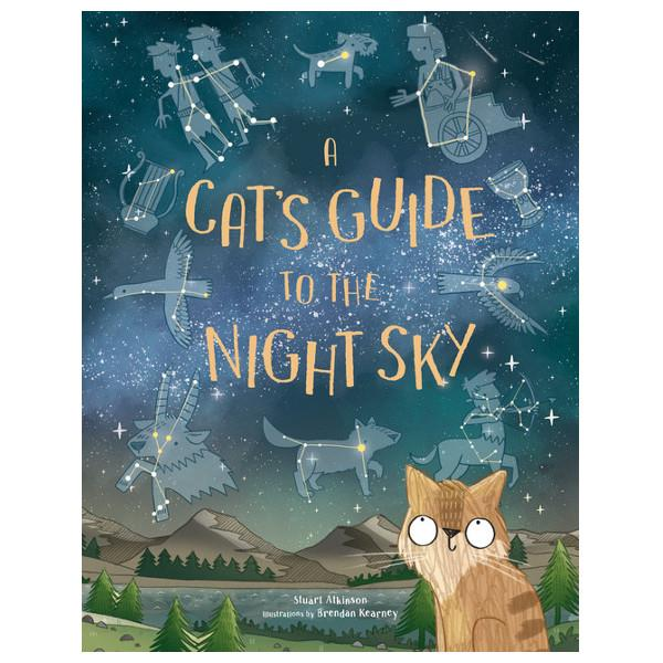 A Cat's Guide To The Night Sky | The Gifted Type