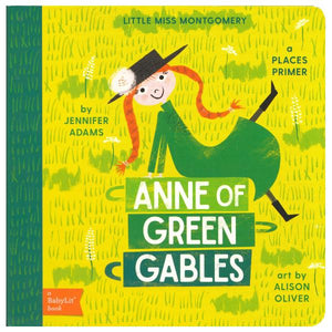 Anne of Green Gables Board Book | The Gifted Type