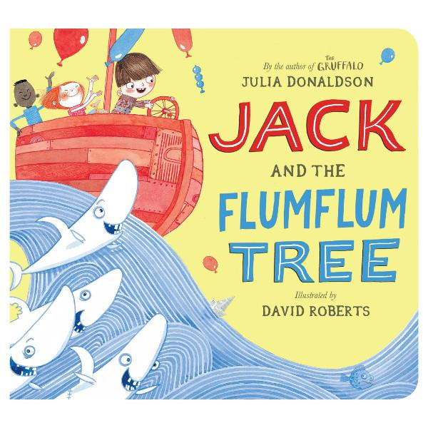 Jack And The Flumflum Tree Board Book | The Gifted Type