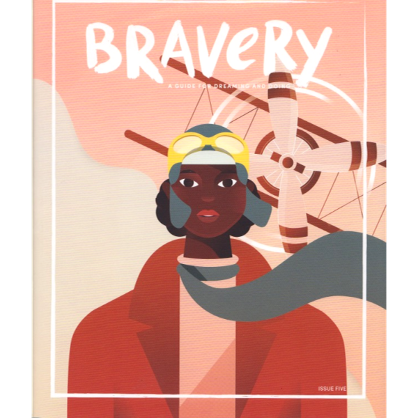 Bravery Issue 05 | The Gifted Type