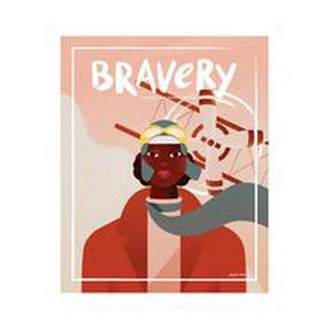 Bravery - Issue 5: Bessie Coleman + Amelia Earhart