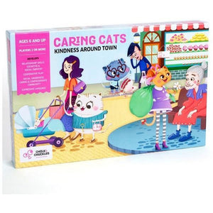 Caring Cats - Kindness Around Town Game