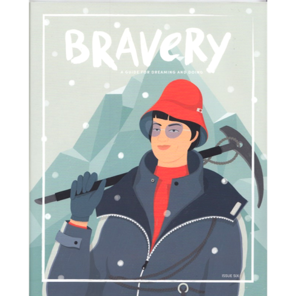 Bravery Issue 06 | The Gifted Type
