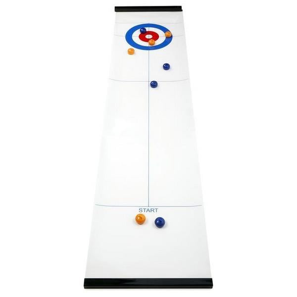 Table Top Curling Game