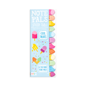 Cool Treats Sticky Tabs | The Gifted Type
