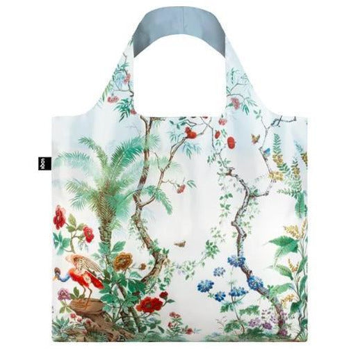 Chinese Decor Foldable Tote | The Gifted Type