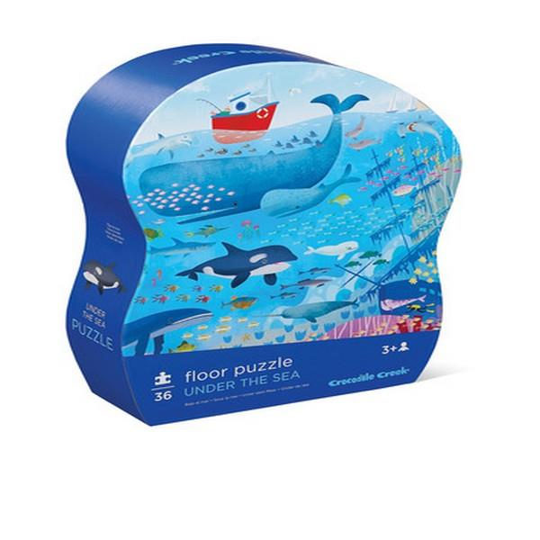 Under The Sea Floor Puzzle - 36-Piece | The Gifted Type