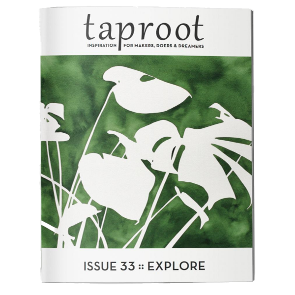 Taproot - Issue 33: Explore | The Gifted Type