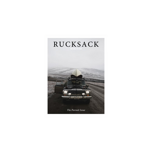 Rucksack - Volume 4: Pursuit | The Gifted Type