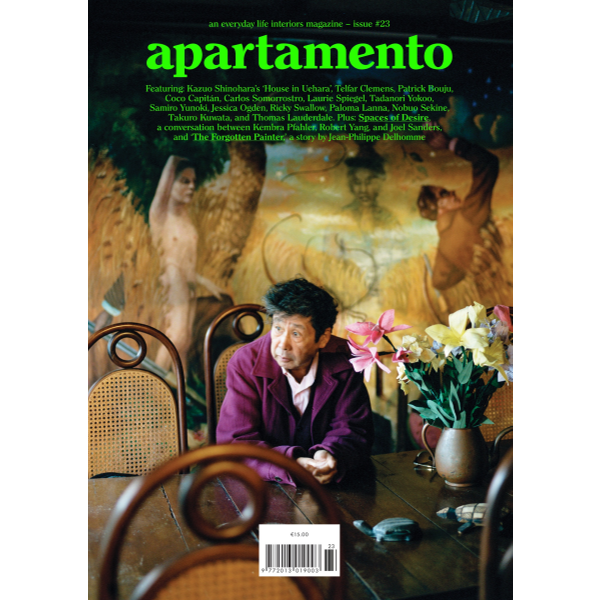 Apartamento - Issue 23 | The Gifted Type