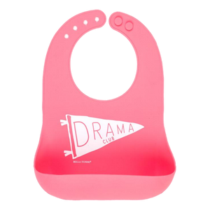 Bella Tunno Drama Club Wonder Bib | The Gifted Type