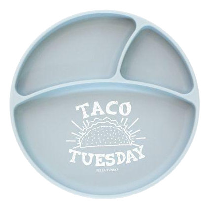 Bella Tunno Taco Tuesday Wonder Plate | The Gifted Type