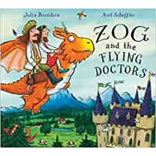 Zog and the Flying Doctors - Storybook