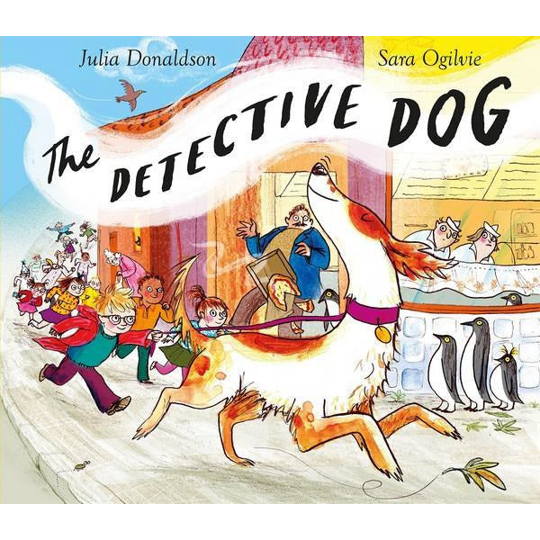 The Detective Dog - Storybook