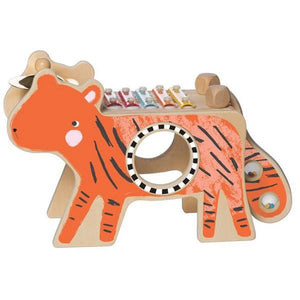Musical Tiger | Manhattan Toy Co. | The Gifted Type