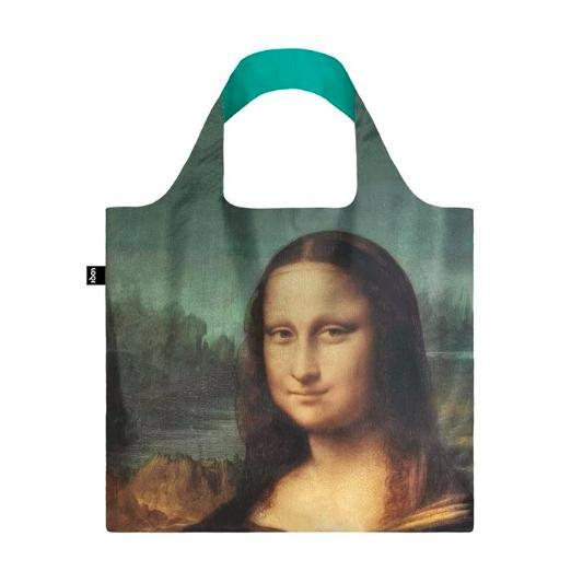 Mona Lisa Reusable Tote | The Gifted Type