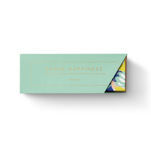 Share Happiness Thoughtfulls Box | The Gifted Type