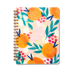 Oh Happy Day Notebook | The Gifted Type
