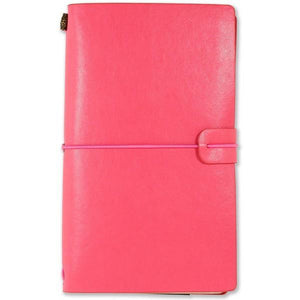 Pink Voyager Notebook