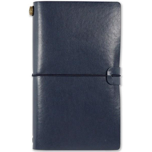 Midnight Blue Voyager Notebook