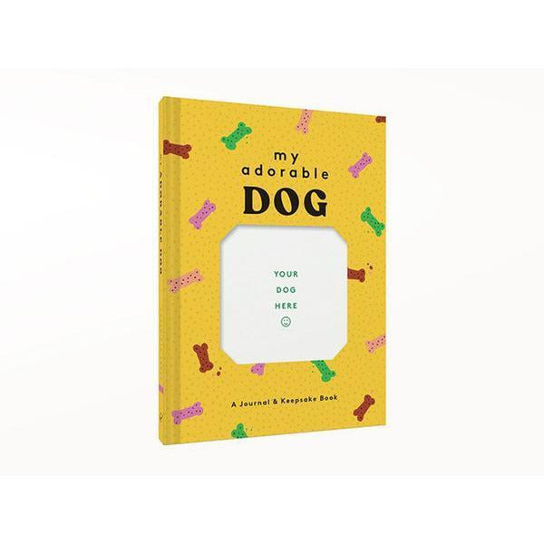 My Adorable Dog Journal & Keepsake Book