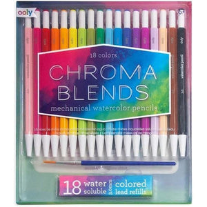 Chroma Blends- Mechanical Watercolor Pencils