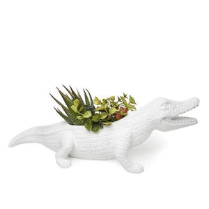 Chomp the Gator Planter