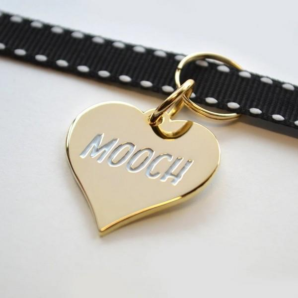 """Mooch"" Pet Tag"