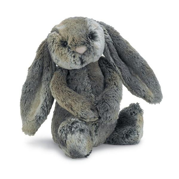 Jellycat Medium Bashful Woodland Bunny Plush | The Gifted Type
