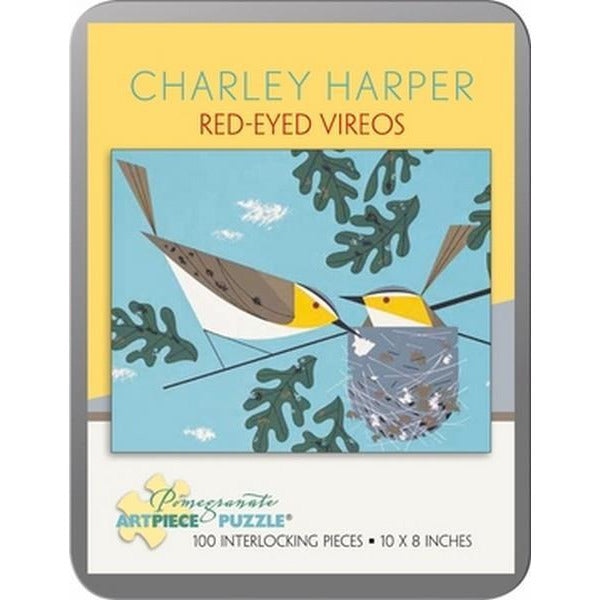 Red Eyed Vireos - 100 Pieces