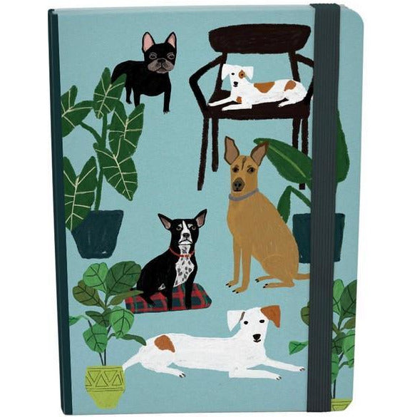 Dog Palais Notebook