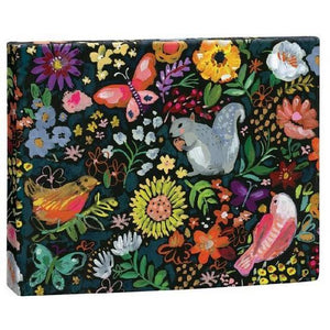 Wild Batik Boxed Notecard