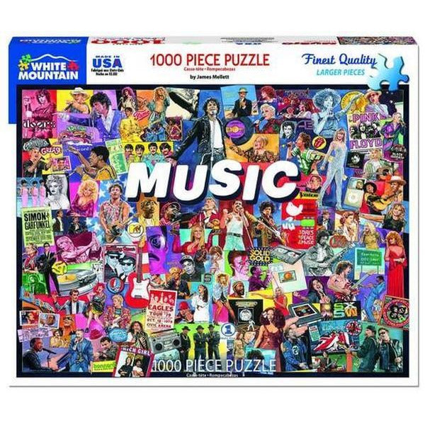 Music - 1000 Pieces