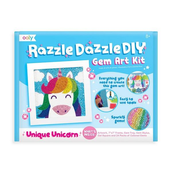 Gem Art DIY Kit - Unique Unicorn