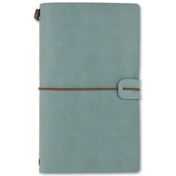 Light Blue Voyager Notebook
