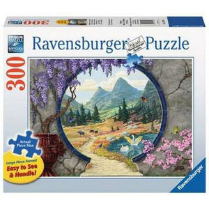 Ravensburger Puzzle Into A New World - 300 Pieces