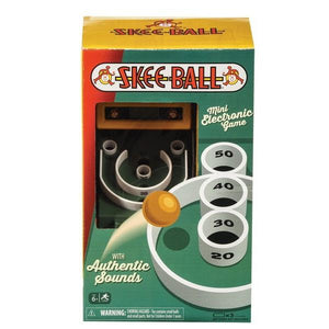 Retro Arcade Game Skee Ball