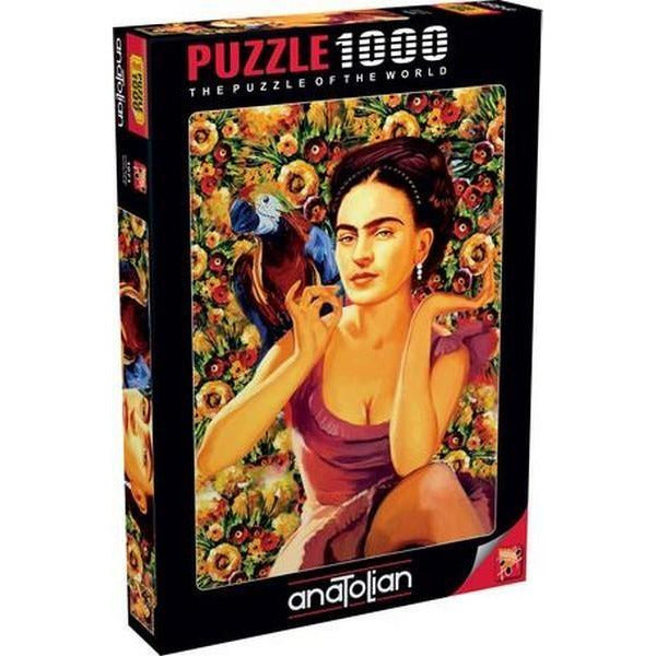 Anatolian Puzzle Frida Kahlo 1000 Pieces