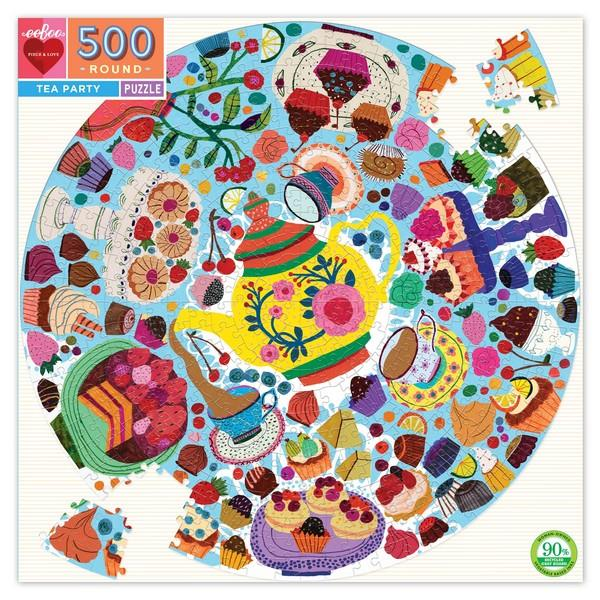 Tea Party - 500 Pieces