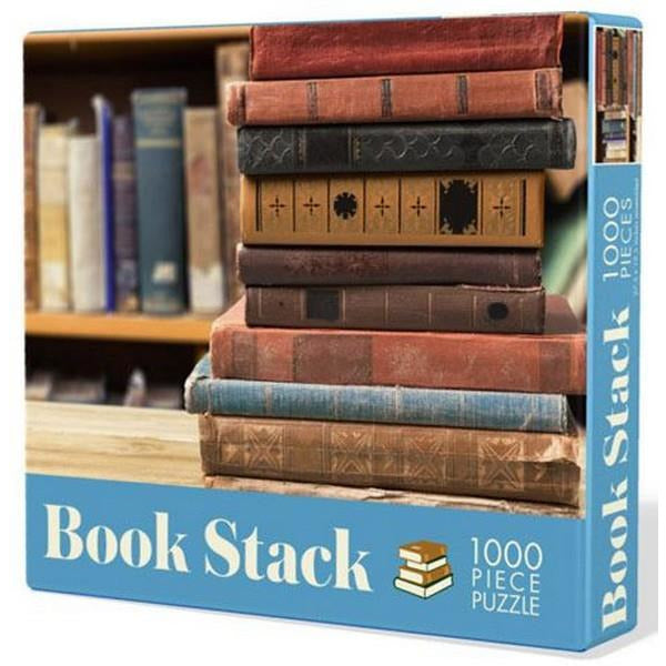 Book Stack - 1000 Pieces