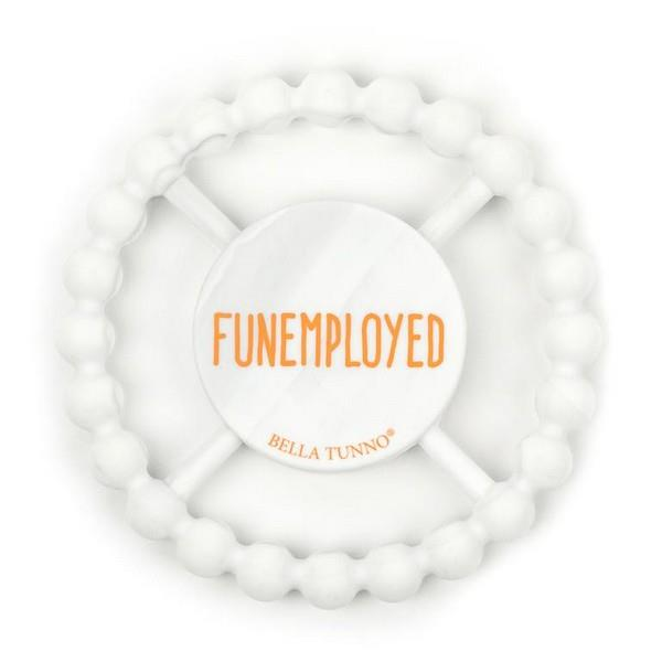 Funemployed - Silicone Teether