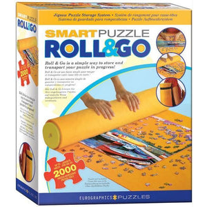 Roll & Go Puzzle Mat
