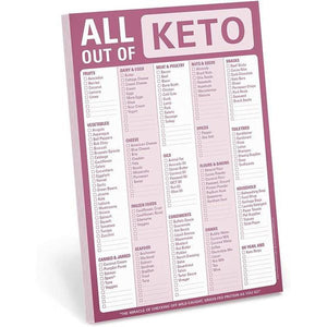 All Out Of (Keto) Magnetic Pad